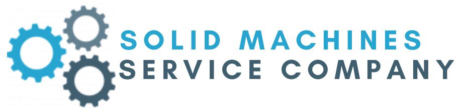 Solid Machines Service Company logo