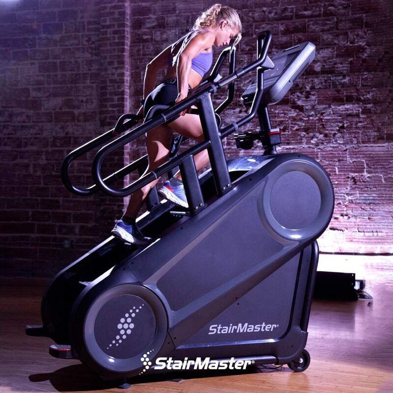 StairMaster-10G Showcase