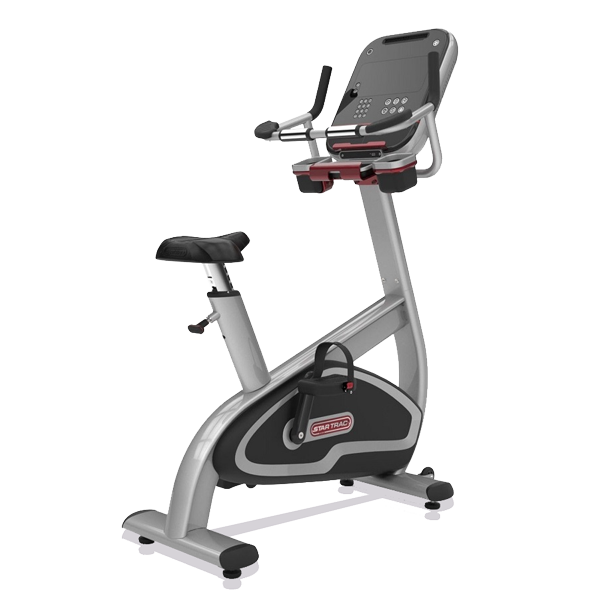 Star-Trac-8-Series-8UB-Upright-Bike-with-LCD-Console